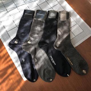 バーバリー(BURBERRY)の靴下 バーバリー ユナイテッドアローズ コムサ(ソックス)
