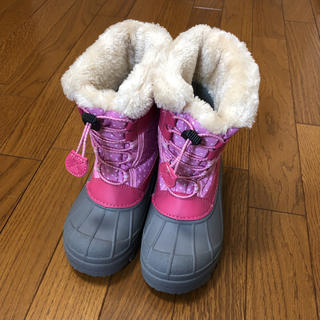 キッズ 女の子 スノーブーツ 20cm(ブーツ)