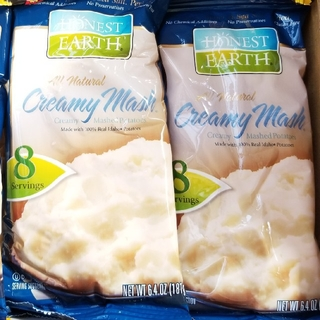 クリーミーマッシュポテト 2袋(その他)