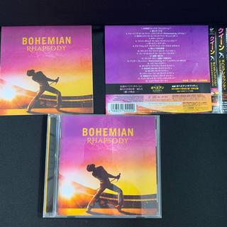 ボヘミアンラプソディー CD(映画音楽)