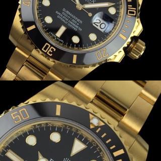 【オーダー品】chrome taku様専用 gold model(腕時計(アナログ))