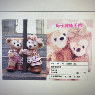 るあ様専用 光沢紙(母子手帳ケース)