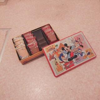 ディズニー(Disney)のクリームサンドウィッチクッキー【東京ディズニーランド】(菓子/デザート)