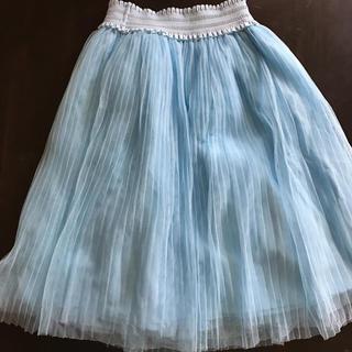 ジーユー(GU)のGU 120 チュールスカート(スカート)