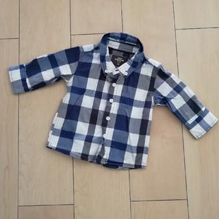 エイチアンドエム(H&M)のH&M チェックシャツ UNIQLO breeze MARKYS gu gap (Tシャツ/カットソー)
