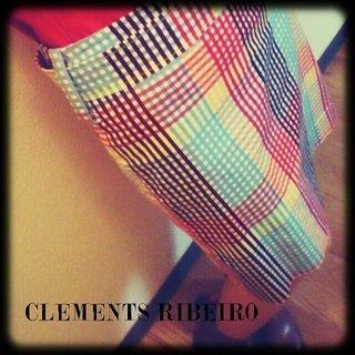 バーニーズニューヨーク(BARNEYS NEW YORK)のCLEMENTS RIBEIRO(ひざ丈スカート)