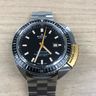 エドックス(EDOX)のエドックスハイドロサブ自動巻(腕時計(アナログ))