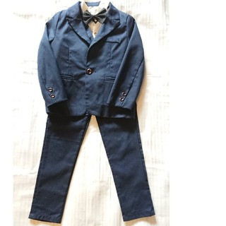 フォーマルスーツ130 5点セット(ドレス/フォーマル)