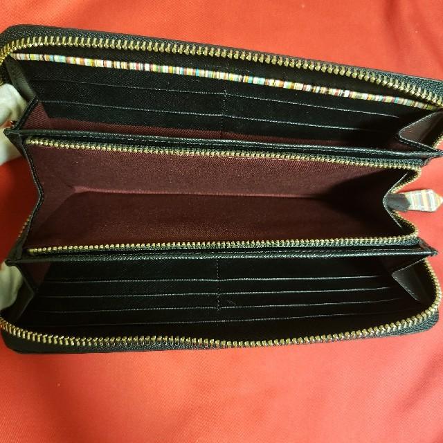 29119806b30 Paul Smith - 新品未使用 ポールスミス 長財布(ブラック)の通販 by MIIS ...