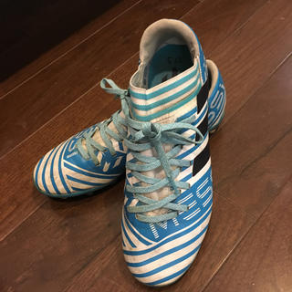 アディダス(adidas)のお買い得‼️サッカースパイクメッシモデル24.0 (サッカー)