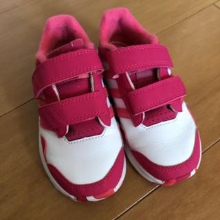 アディダス(adidas)のスニーカー 15cm adidas(スニーカー)