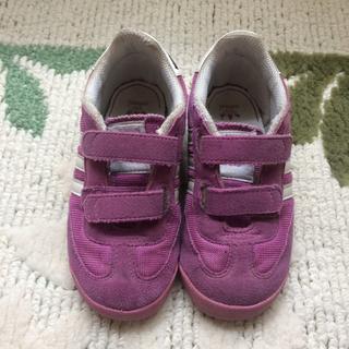 アディダス(adidas)のスニーカー 16cm(スニーカー)