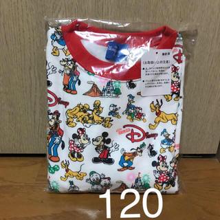 ディズニー(Disney)のチームディズニー トレーナー ・ ディズニー トレーナー ・ キッズ トレーナー(Tシャツ/カットソー)