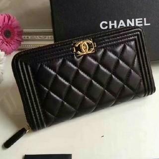 シャネル(CHANEL)の極美品 CHANEL 長財布(財布)