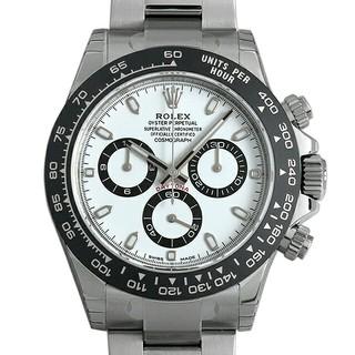 ROLEX - ロレックス コスモグラフ デイトナ 116500LN ホワイト 新品 メンズ