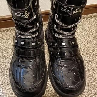 ムーンスター(MOONSTAR )のLEMONPIEスノトレ22.5cm(長靴/レインシューズ)