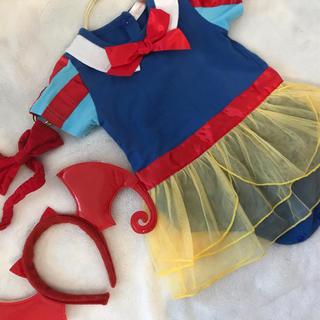 ベビー 白雪姫 コスチューム Snow White baby(ロンパース)