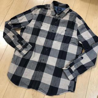 アメリカンイーグル(American Eagle)のセール! アメリカン イーグル チェックシャツ XL(シャツ)