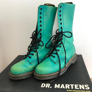 ドクターマーチン(Dr.Martens)のDR.MARTENS 14ホールブーツ UK6(ブーツ)
