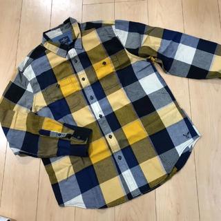 アメリカンイーグル(American Eagle)の新品 アメリカン イーグル チェックシャツ XL(シャツ)
