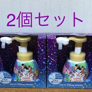 ディズニー(Disney)の2つ☆ディズニーリゾート 35周年 ハンドソープ ビオレ(ボディソープ / 石鹸)