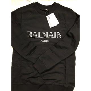 バルマン(BALMAIN)のバルマン ロゴ スウェット(トレーナー/スウェット)
