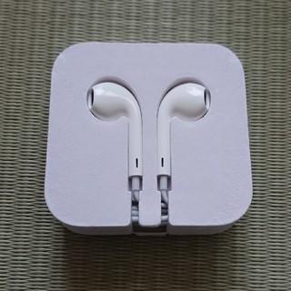アイポッドタッチ(iPod touch)のiPod touch付属イヤホン(ヘッドフォン/イヤフォン)