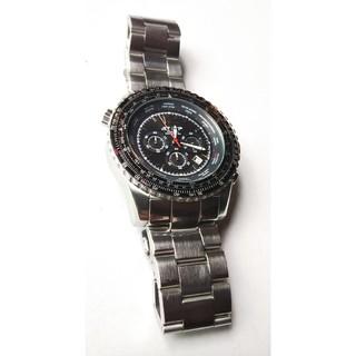 JET SET ジェットセット クロノグラフ腕時計