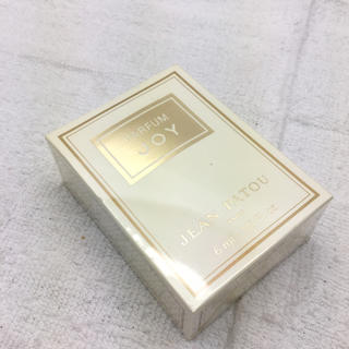 ジャンパトゥ(JEAN PATOU)のPARFUM JOY  JEAN PATOU 6ml(香水(女性用))