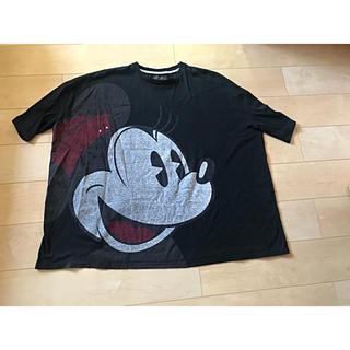 ディズニー(Disney)のDisney ビックTシャツ(Tシャツ(半袖/袖なし))