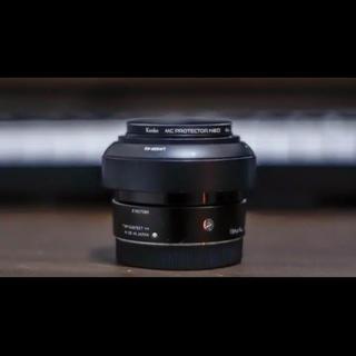 シグマ(SIGMA)のSIGMA 単焦点広角レンズ Art 19mm F2.8 DN Eマウント(レンズ(単焦点))