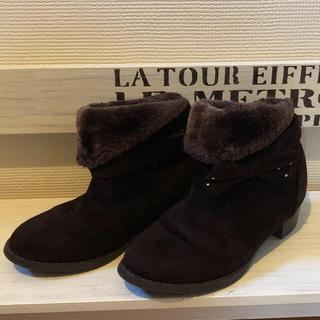 ショートブーツ  20cm(ブーツ)