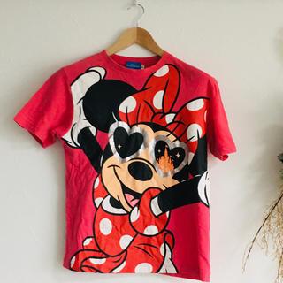 ディズニー(Disney)のディズニー購入 ミニーマウス Tシャツ(Tシャツ(半袖/袖なし))