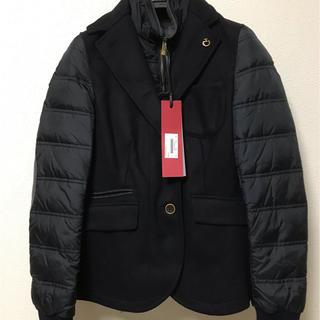 ラルフローレン(Ralph Lauren)のカヴァレリアトスカーナ  サイズ40 ブレザーダウン ジャケット 新品未使用(ダウンジャケット)