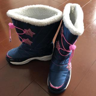 スノーブーツ☆20cm☆滑り止め付き(ブーツ)