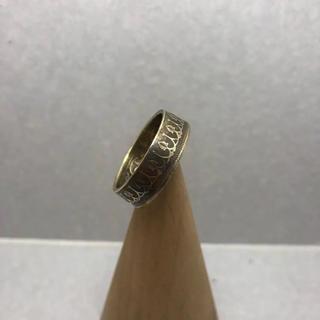 チュニジア コインリング(リング(指輪))