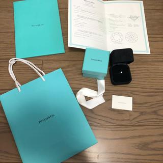 ティファニー(Tiffany & Co.)の新品 ティファニー ブライダルリング(リング(指輪))