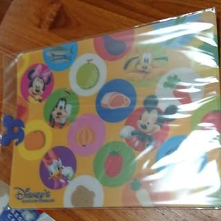 ディズニー(Disney)のワールドファミリー ディズニー まな板(調理道具/製菓道具)