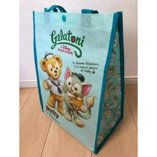 Disney - ダッフィー  ジェラトーニ ショッピングバッグ 袋