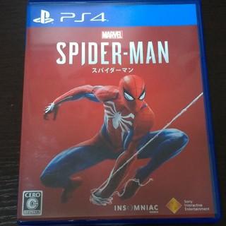 PlayStation4 - MARVEL スパイダーマン Playstation4