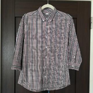 ジーユー(GU)の未使用★GUメンズシャツ 七分袖(シャツ)