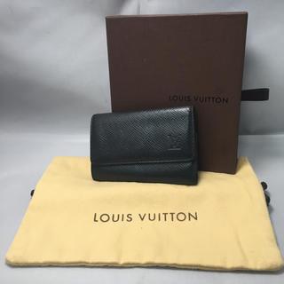 ルイヴィトン(LOUIS VUITTON)の⭐️極美品⭐️LOUIS VUITTON ルイヴィトン 6連キーケース(キーケース)