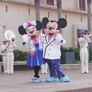 Disney - キーカバーキーチェーン ピンク