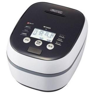 TIGER - タイガー 土鍋圧力IH炊飯器JPH-A100
