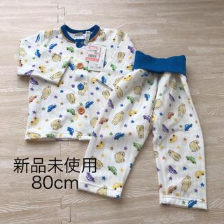 シマムラ(しまむら)の新品タグ付き パジャマ80cm(パジャマ)