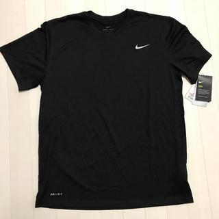 ナイキ(NIKE)のナイキ メンズTシャツ 黒 サイズX L 新品(Tシャツ/カットソー(半袖/袖なし))