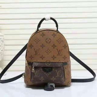 LOUIS VUITTON - ルイヴィトン リュックバッグ バックパックミリ