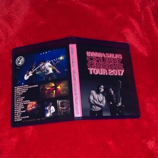 INABA  SALAS CHUBBY GROOVE TOURトールケース(CD/DVD収納)