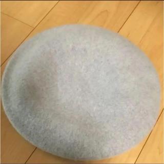 ジーユー(GU)のGU ベレー帽(ハンチング/ベレー帽)