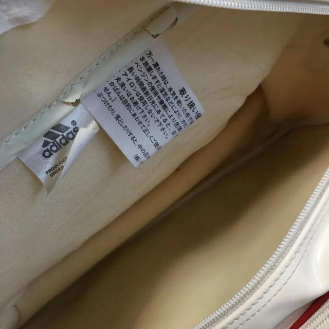 adidas(アディダス)のアディダスエナメルバック メンズのバッグ(ショルダーバッグ)の商品写真